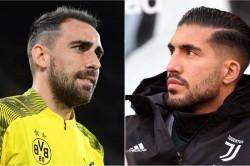 Paco Alcacer Completes Villarreal Move Borussia Dortmund Continue Emre Can Talks