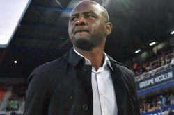 Patrick Vieira Not Bothered Arsenal Committed Nice