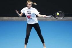 Australian Open 2020 Melbourne Air Quality Asthma Sufferer Petra Kvitova