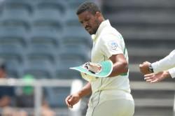 Faf Du Plessis Sad South Africa Vernon Philander Fairytale Ending