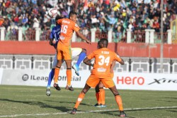 Hero I League 2019 20 Neroca Register Hard Fought Victory Over Real Kashmir