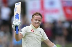 Ollie Pope Overjoyed England Maiden Test Century