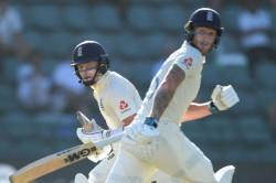 Ben Stokes Ollie Pope Slow Progress England V South Africa Third Test Report