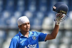 Fit Again Prithvi Shaw Excited To Join Teammates After He Leaves For New Zealand