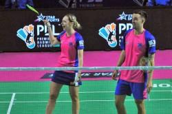 Premier Badminton League Pune 7 Aces Face Bengaluru Raptors