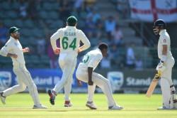 South Africa Kagiso Rabada Banned Fourth Test England Letting Team Down