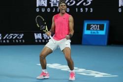 Australian Open 2020 Rafael Nadal Nick Kyrgios Quarter Finals