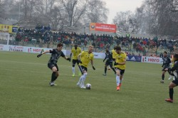 Hero I League 2019 20 Punjab Hold Real Kashmir To A Hard Fought Draw