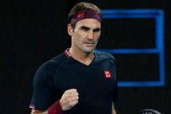 Australian Open 2020 Roger Federer Novak Djokovic Grigor Dimitrov