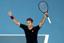 Australian Open 2020 Federer Beats Millman 100th Win