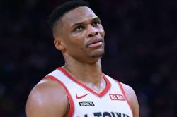 Thunder Westbrook Okc Rockets 76ers Celtics Nba