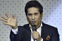 Tendulkar Waugh Call On 99 Year Old Ranji Player Vasant Raiji