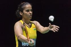 Thailand Masters Saina Srikanth Hope To Keep Olympic Dream Aliva