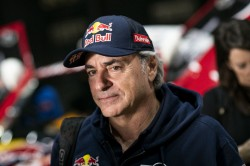 Dakar Rally 2020 Sainz Wins Third Title Al Attiyah 2nd