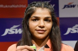 Sakshi Rahul Aware To Lead Non Olympic Indian Contingent In Asian Wrestling C Ship
