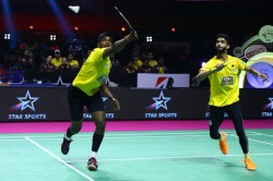 Pbl 2020 Chirag Beats Satwik As Pune 7 Aces Beat Chennai Superstarz Winning Streak