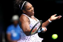 Australian Open 2020 Serena Williams Results Form Second Round Tamara Zidansek