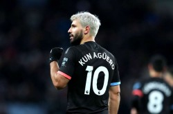 Aguero Hat Trick Record Manchester City Star S 12 Premier League Trebles