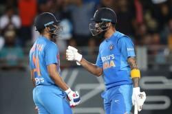India Vs New Zealand 2nd T20i Highlights Rahul Shreyas Power India Home