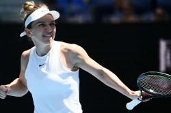 Australian Open 2020 Halep Marches On As Muguruza Beats Bertens