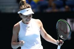 Australian Open 2020 Kontaveit Halep Quarter Final