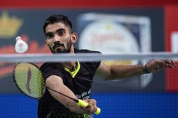 Kidambi Srikanth Crashes Out Of Indonesian Masters First Round