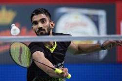 Badminton Asia Team Championships Srikanth Sai To Lead India Challenge