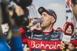 Dakar Rally 2020 Peterhansel Wins Stage 11 Sainz On Course