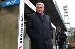 Steve Bruce January Transfer Window Striker Search Newcastle United
