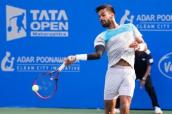 Tata Open Maharashtra Nagal Joins Prajnesh In Singles Main Draw