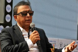 Sunil Gavaskar Questions Ms Dhoni S Long Break From Game