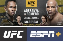 Two Thrilling Title Bouts Headline Ufc