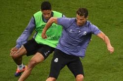 Raphael Varane Recounts Snapping At Cristiano Ronaldo Real Madrid Training