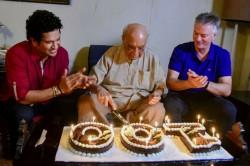 India Oldest Living First Class Cricketer Vasanth Raiji Turns