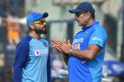 Virat Kohli Is Learning From Situations And It Is Remarkable Ravi Shastri