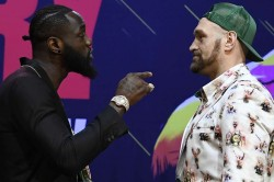 Tyson Fury Second Round Knockout Deontay Wilder