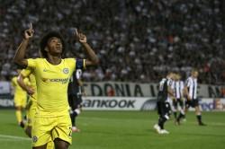 Rumour Tottenham Plot Willian Revenge On Chelsea