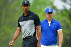 Golf Tiger Woods Body 2020 Brooks Koepka