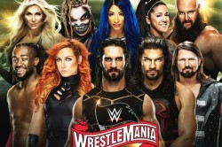 Spoiler On Five Huge Matches Set For Wwe Wrestlemania