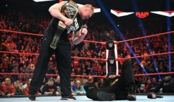 Spoiler On Who Will Eliminate Brock Lesnar From Wwe 2020 Royal Rumble