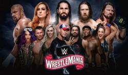 Rumour Two Legendary Wwe Superstars To Miss Wrestlemania
