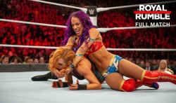 Spoilers On Two Wrestlemania Title Matches Via Wwe Royal Rumble