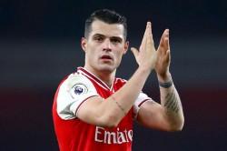 Granit Xhaka Assured Stay Arsenal Mikel Arteta