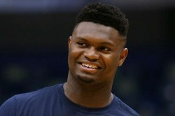 Williamson Relishing Nba Debut As Draft Top Pick Prepares For Pelicans Bow