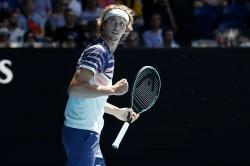 Australian Open 2020 Semifinal Zverev Wawrinka