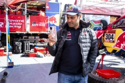 Al Attiyah On Course For 7th Qatar Cross Country Rally Win