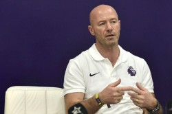 Standard Of Indian Football Is Getting Better And Better Premier League Legend Alan Shearer
