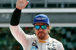 Fernando Alonso To Race Mclaren Indy