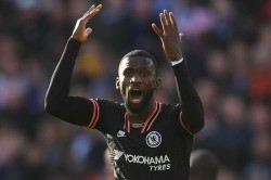 Leicester City 2 2 Chelsea Rudiger Marks Milestone With Double But Blues Held By Foxes