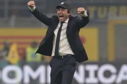 Antonio Conte Serie A Title Race Juventus